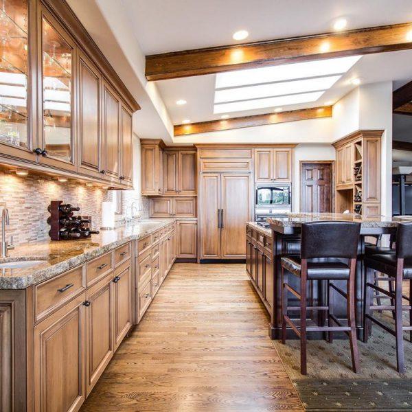 Moderne Wohnung mit Hartböden