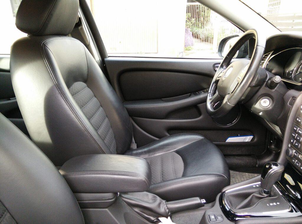 Auto Autositz Cockpit Reinigung