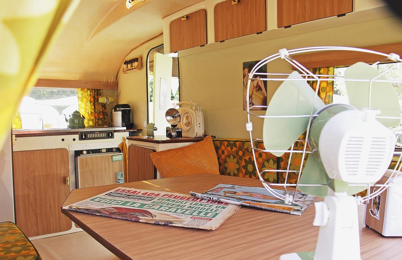 Camping Wohnwagen Wohnmobil Polster Ventilator Reinigung