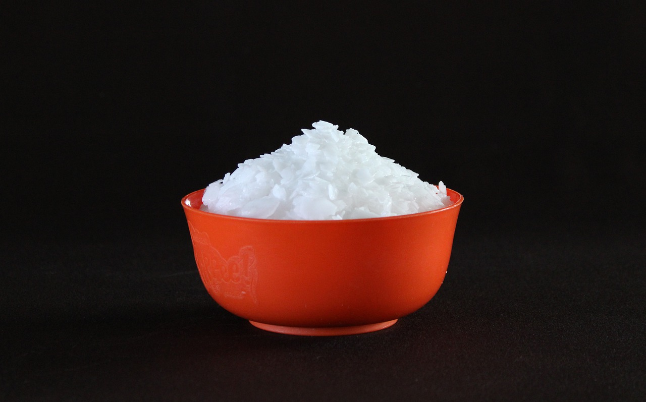 Soda Sodakristalle Reinigung Hausmittel Fleckenentfernung