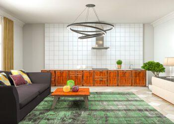 Microfaser Sofa speckig reinigen | Speckige Couch & Polster